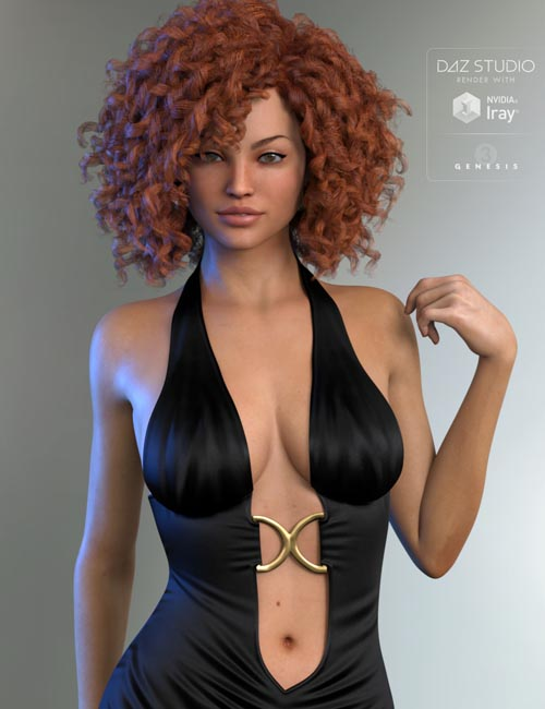 Charly for Genesis 3 Female