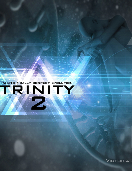 Anatomically Correct Evolution: TRINITY 2