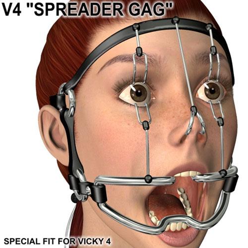 """Davo's V4 """"SPREADER GAG"""""""