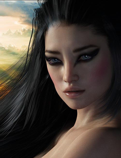 Izanami for Genesis 3 and 8 Female