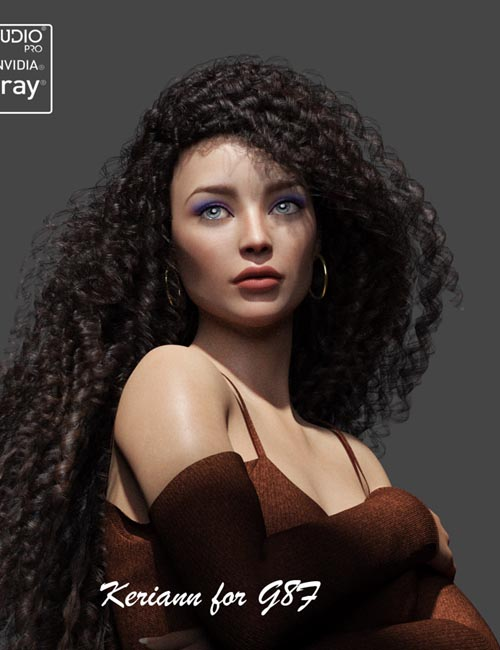 Keriann for Genesis 8 Female