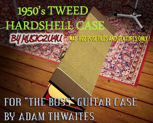 MAT pose files for Adam Thwaites Boss Guitar Case