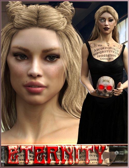 EJ Eternity for Genesis 8 Female