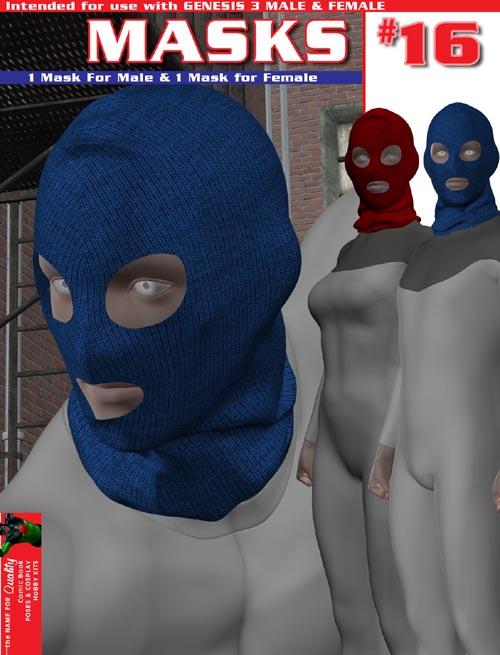Kitbashers G3 Mask 016
