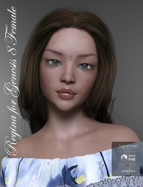 Regina for Genesis 8 Female