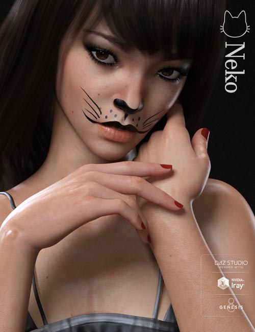 Neko HD for Genesis 8 Female