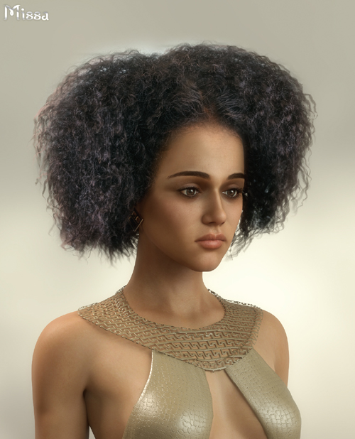Missa for Genesis 8 Female