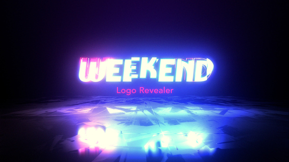 Weekend Logo Revealer
