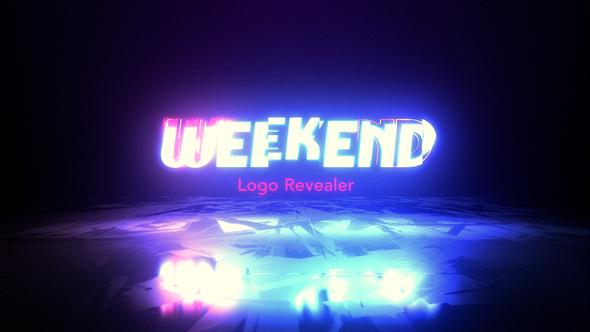 Weekend Logo Revealer