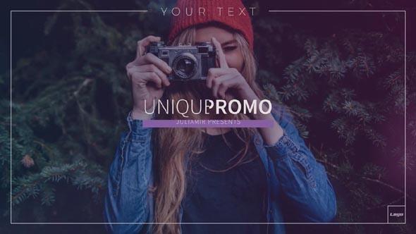 Unique Promo