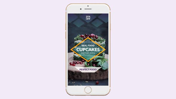 Instagram Food Stories Pack