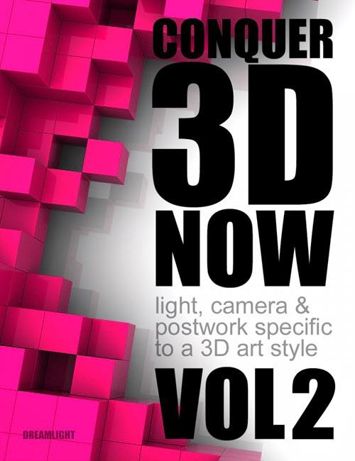 Conquer 3D Now Vol 2 - Portrait