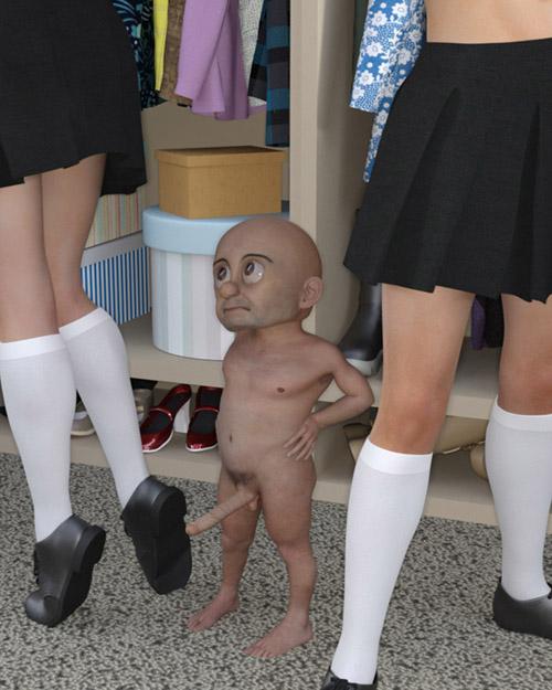 The Little Pervert For Genesis 3 Male