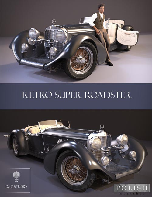 Retro Super Roadster
