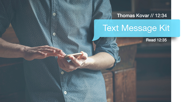 Text Message Kit