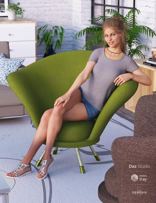 50s Fabulous Morphing Chair