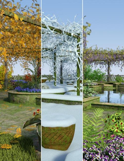 Romantic Pool Seasons Add-on