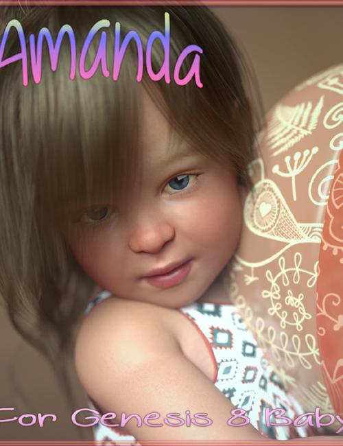 Amanda for Genesis 8 Baby