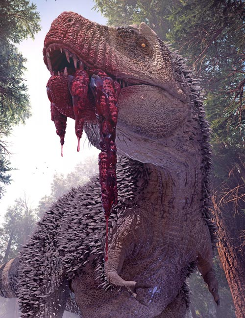 Gore Pack for Tyrannosaurus Rex 2