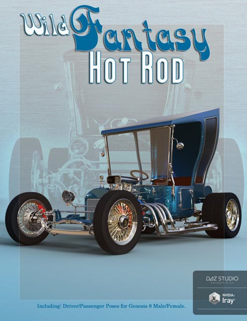 Wild Fantasy Hot Rod