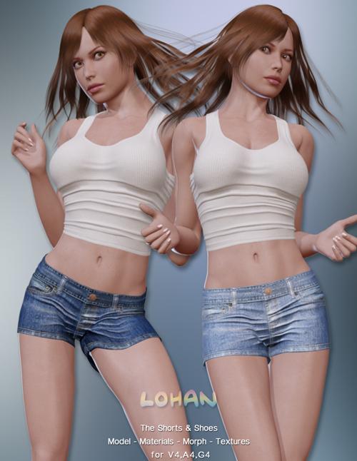 Lohan for V4A4G4