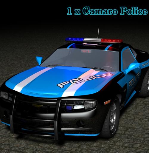 Chevi Camaro 2in1