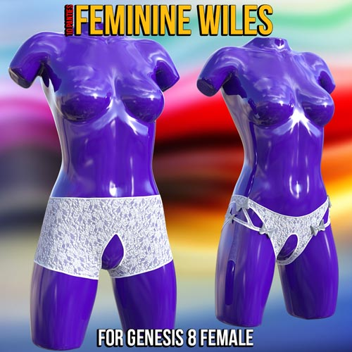 Feminine Wiles for G8F