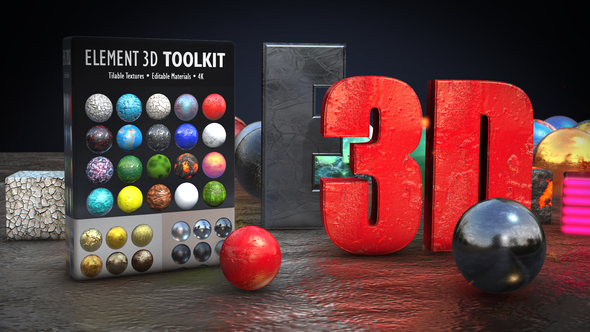 Element 3D Toolkit