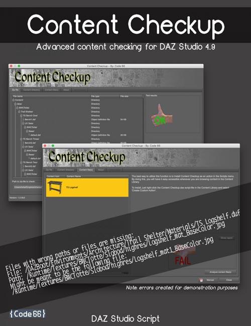 Content Checkup