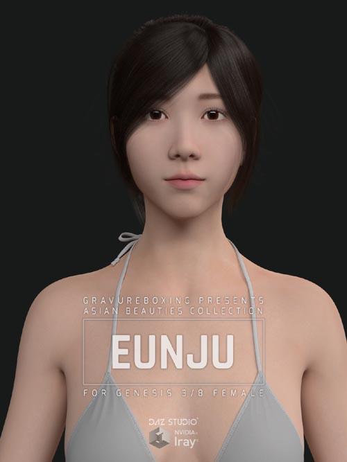 Eunju G3G8F for Genesis 3 and 8 Female