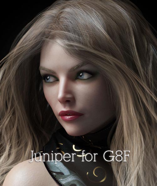 Juniper for Genesis 8 Female