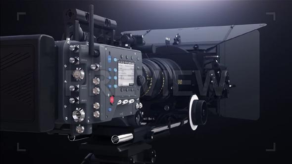 Professional Camera Rig