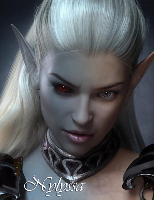 Nylyssa for Genesis 3 and 8 Female