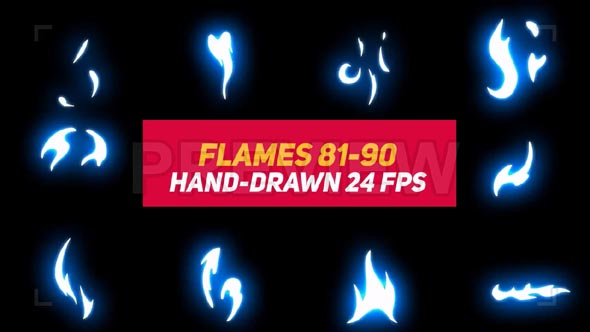 Liquid Elements 2 Flames 81-90