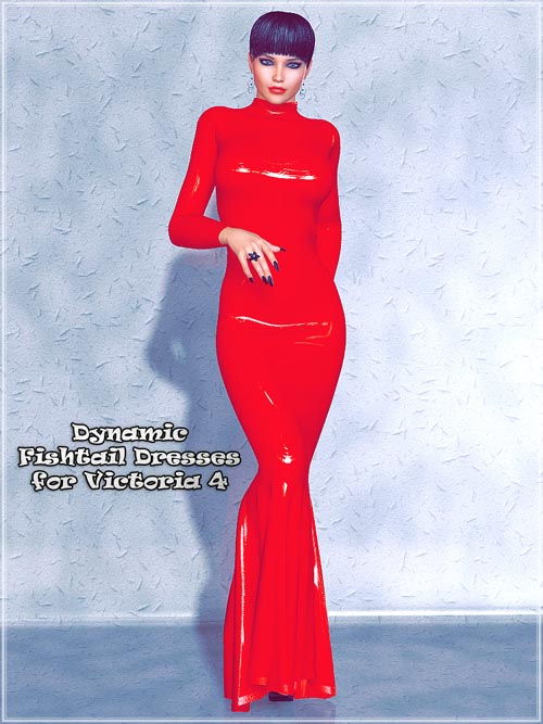 Dynamic Fishtail Dresses