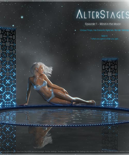 AlterStages - Wind in the Moon