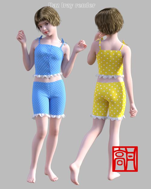 GaoDan Simple Clothing 14