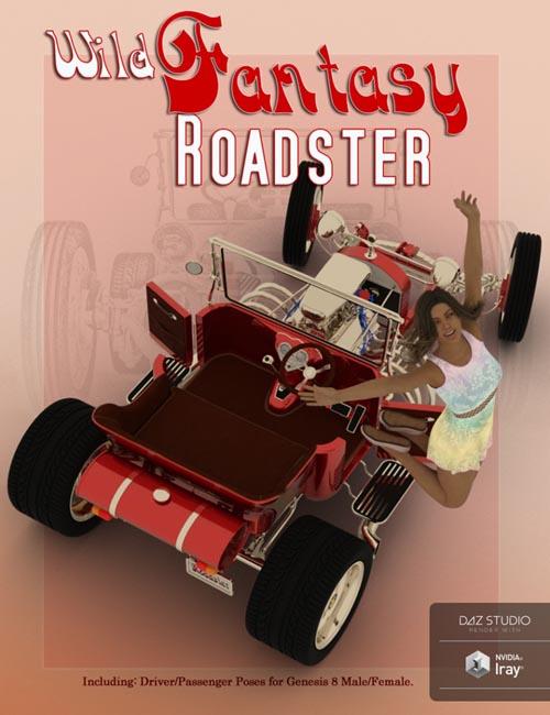 Wild Fantasy Roadster
