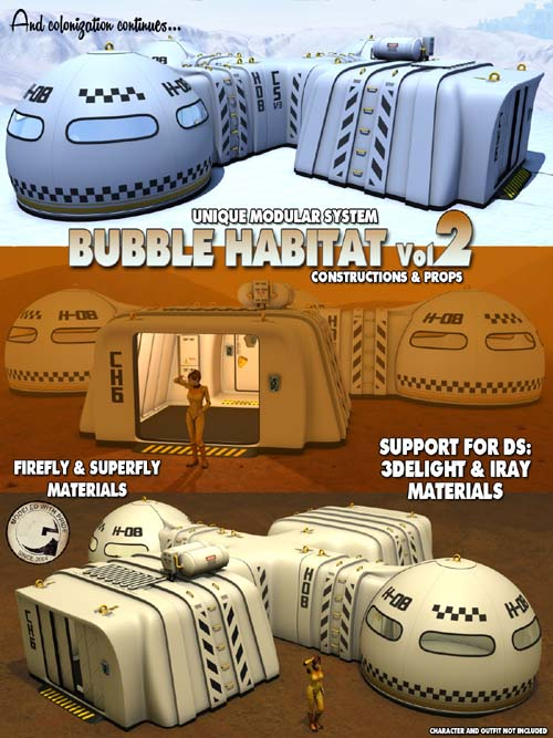 Bubble Habitat Vol2
