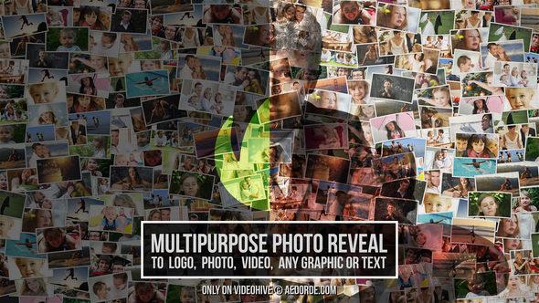 Photo Reveal - Multipurpose Intro and Opener