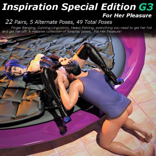 Inspiration SE For Her Pleasure G3