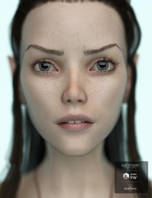 SC Imrae for Genesis 8 Female