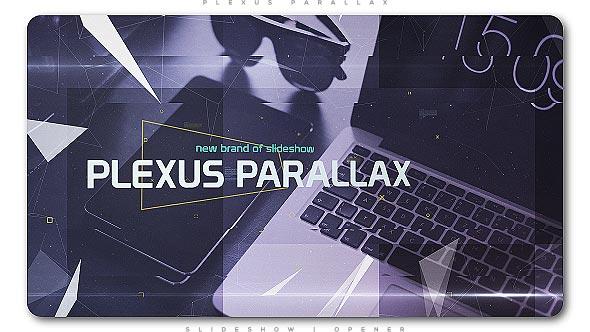 Plexus Parallax Slideshow | Opener