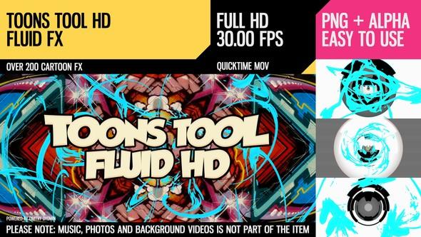 Toons Tool HD (Fluid FX)