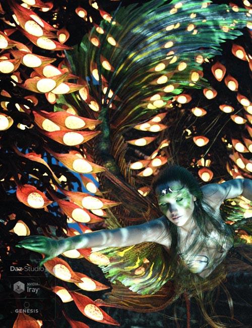 Aguja Mermaid Add-Ons