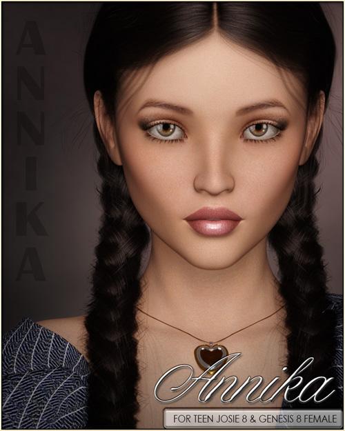 VYK Annika for G8F & Teen Josie 8