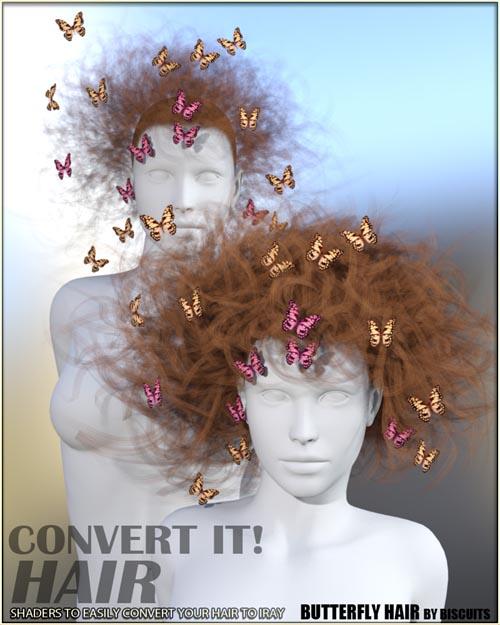 Convert It! - Hair