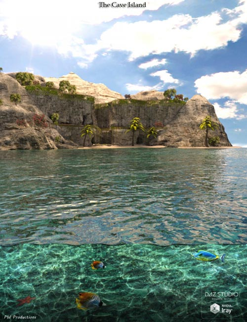 The Cave Island