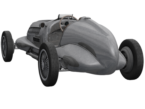 1937 Race Car
