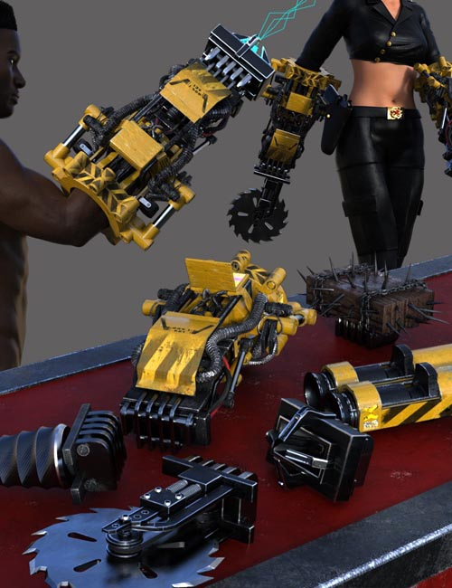EXO Arm for Genesis 3 and 8